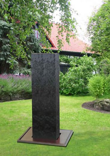 natursteinbrunnen garten, natursteinbrunnen für garten und terrasse., Design ideen